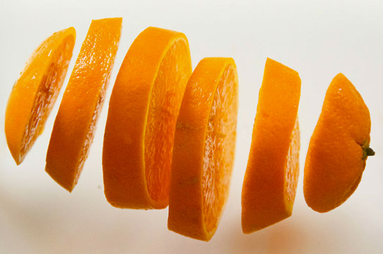 economía naranja pca